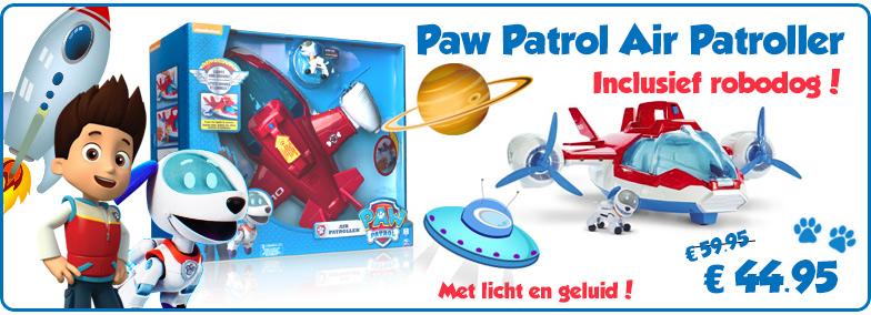 Airpatroller Paw Patrol vliegtuig