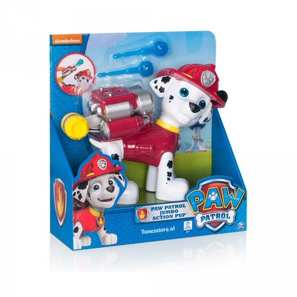 Paw Patrol action PuP Marshall