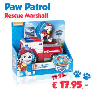 Paw Patrol Rescue Marshall