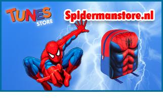 spidermanstore-nieuw