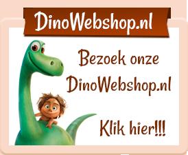 Dinowebshop van Tunesstore