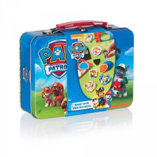 Maak je eigen Paw Patrol Magneten met deze leuke magnetenset.