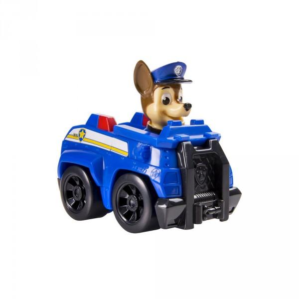 Paw Patrol speelfiguur racer Chase