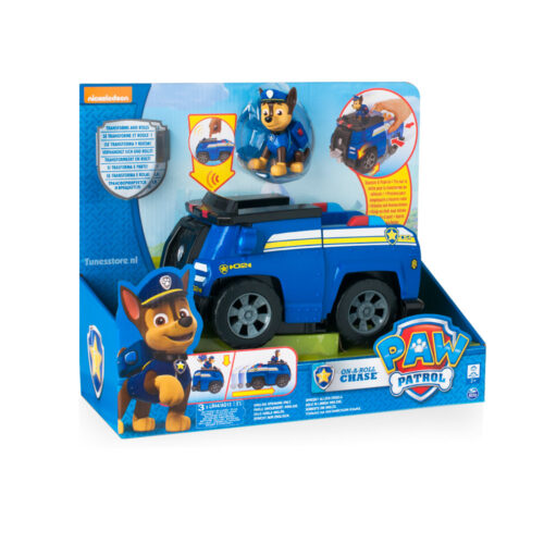 Paw Patrol Chase Deluxe Cruiser