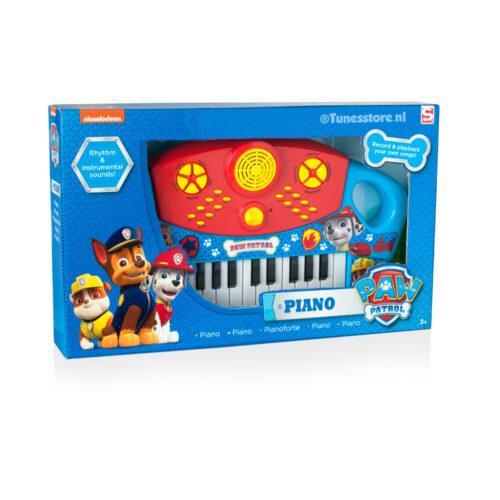 Paw Patrol Piano met opneem functie