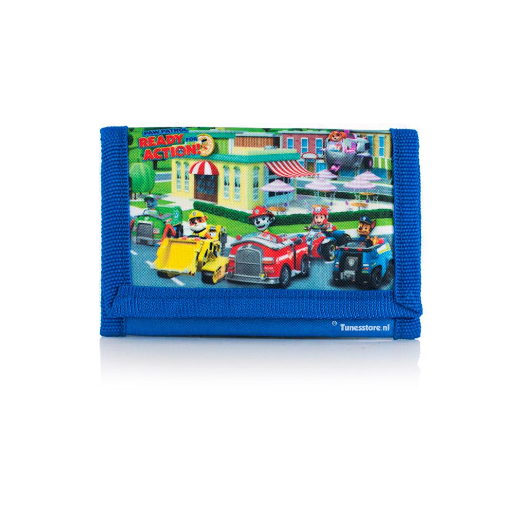 Paw Patrol originele portemonnee