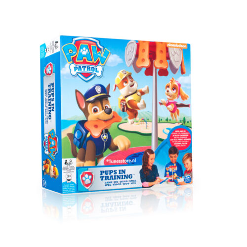 Paw Patrol puppy trainings spel