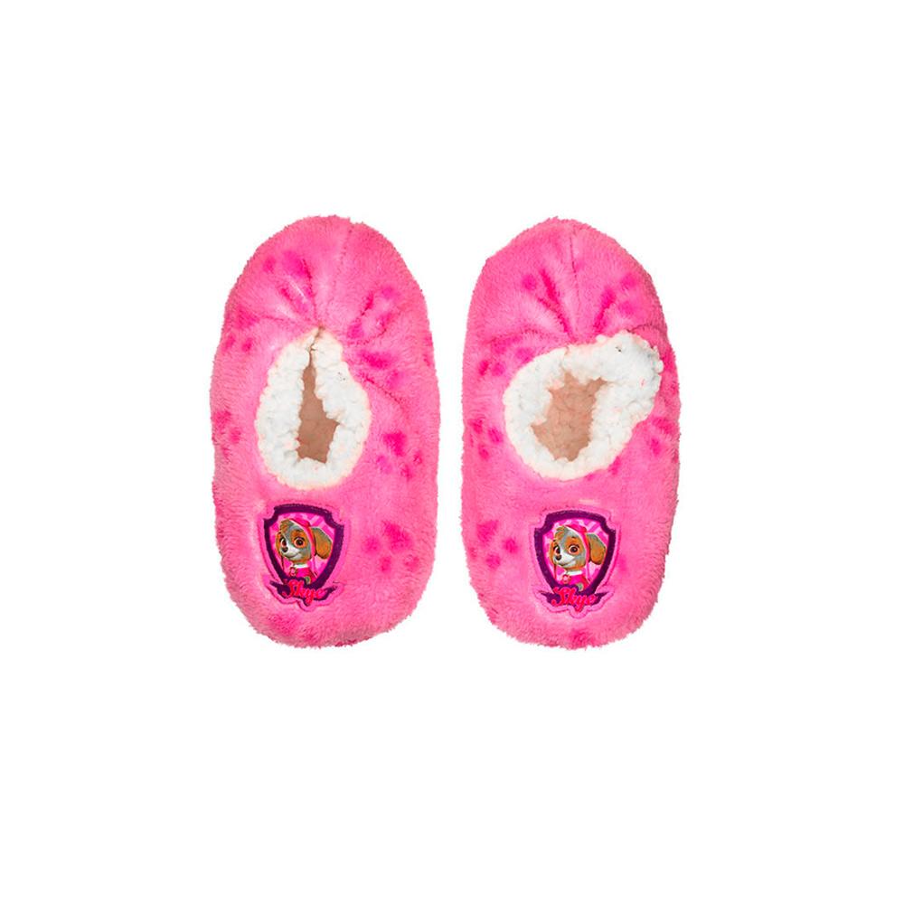 paw-patrol-pantoffels-roze