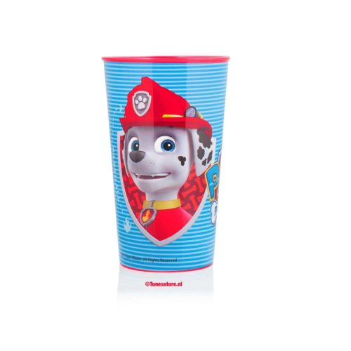 paw-patrol-drinkbeker-marshall-chase