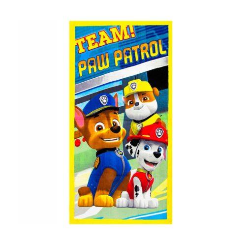 paw-patrol-badlaken-team