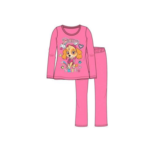 paw-patrol-pyjama-roze
