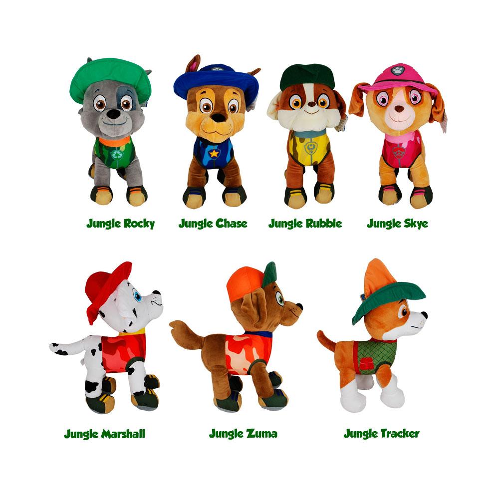 paw-patrol-jungle-knuffels-28cm