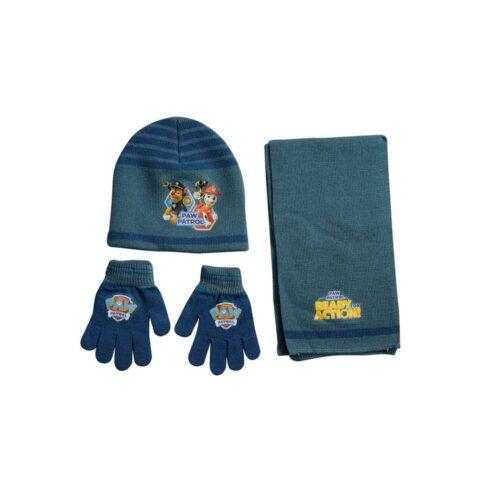 paw-patrol-winterset-handschoenen muts en sjaal