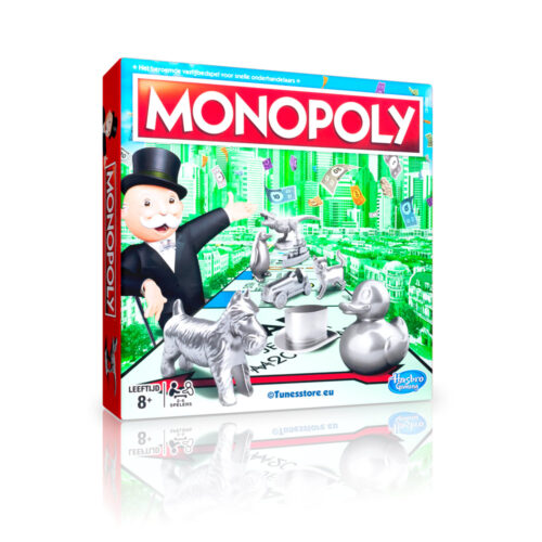 monopoly-spel-bord origineel